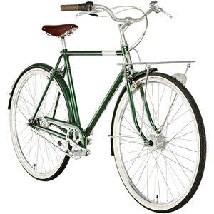 Creme Caferacer Doppio Herren forest green forest green