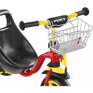 Puky LK DR Lenkerkorb silber bei fahrrad.de Online