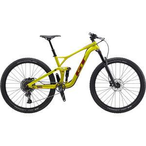 "GT Bicycles Sensor Carbon Elite 29"" gloss limegold gloss limegold"