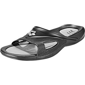 arena Hydrofit Hook Sandals Herren black-black-anthracite black-black-anthracite