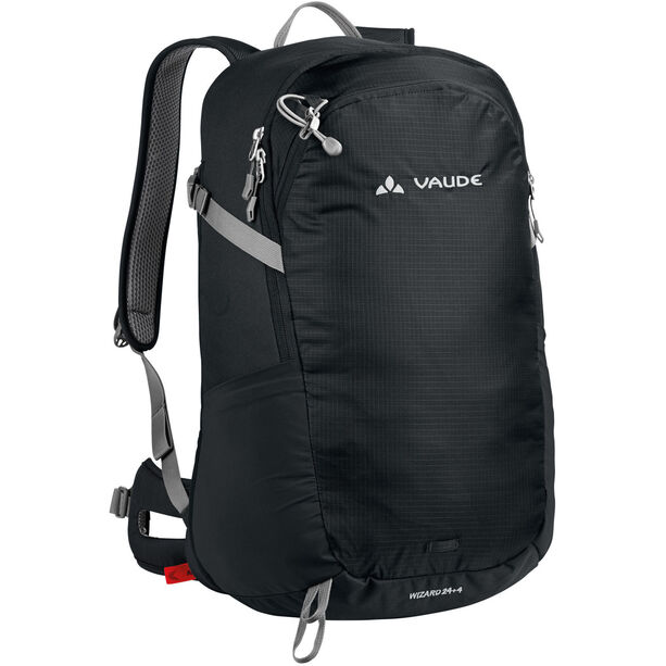 VAUDE Wizard 24+4 Backpack black