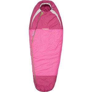 Mammut Kompakt MTI 3-Season Sleeping Bag 170cm Damen pink-dark pink pink-dark pink