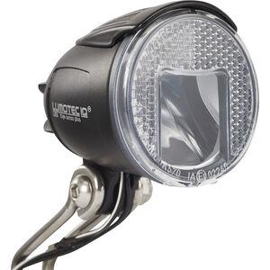 Busch + Müller Lumotec IQ Cyo R senso plus LED-Scheinwerfer schwarz schwarz