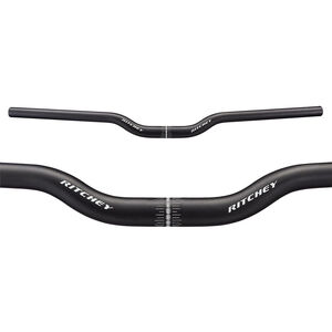 Ritchey Rizer Lenker Ø25,4mm 9° bb black bb black