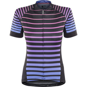 Bontrager Anara LTD Jersey Damen hot stripes hot stripes