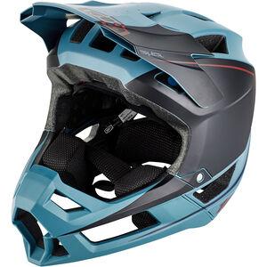 100% Trajecta Helmet slate blue slate blue