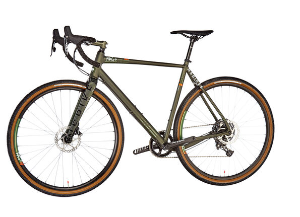 "NS Bikes RAG+ 1 27,5"" green"