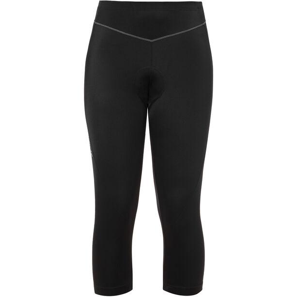 VAUDE Active 3/4 Pants Damen black uni