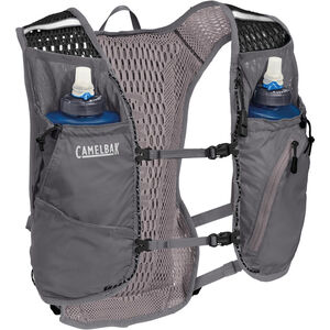 CamelBak Zephyr Vest Trinkweste castlerock grey/black castlerock grey/black