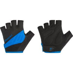 Roeckl Budapest Handschuhe schwarz/blau schwarz/blau
