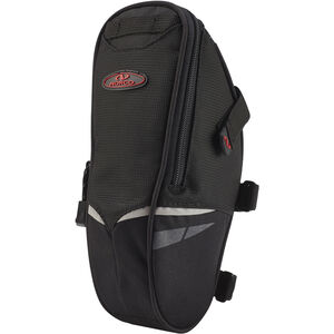Norco Utah Satteltasche schwarz schwarz
