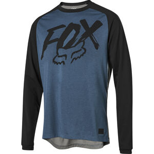 Fox Ranger Dr LS Jersey Jungs midnight midnight