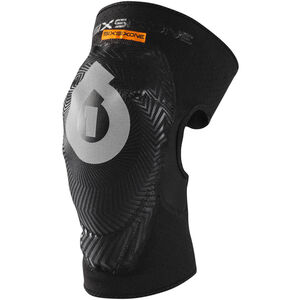 SixSixOne Comp AM Knee black black