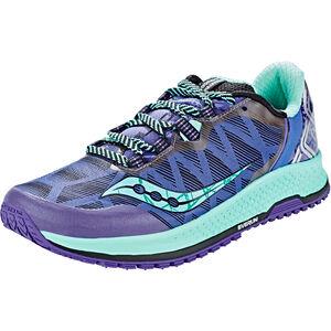 saucony Koa TR Shoes Damen violet/aqua violet/aqua