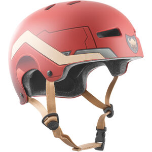 TSG Evolution Graphic Design Helmet Kinder steel steel