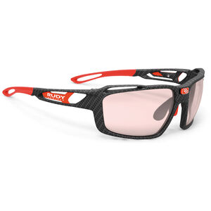 Rudy Project Sintryx Glasses carbonium - impactx photochromic 2 red carbonium - impactx photochromic 2 red
