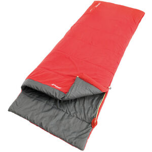 Outwell Celebration Lux Sleeping Bag red red