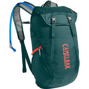 CamelBak Arete 18 Trinkrucksack deep teal/hot coral deep teal/hot coral