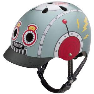 Nutcase Street Helmet Kinder tin robot tin robot