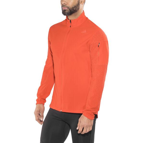 adidas Supernova STM Jacket Men hi-res red