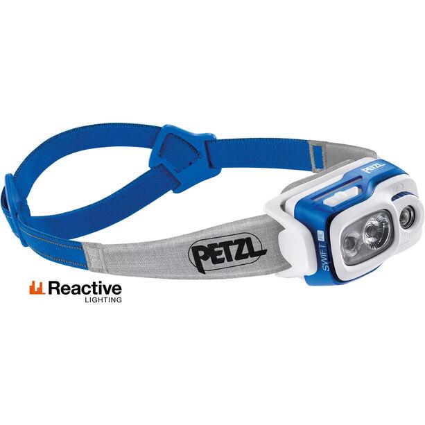 Petzl Swift RL Stirnlampe blue