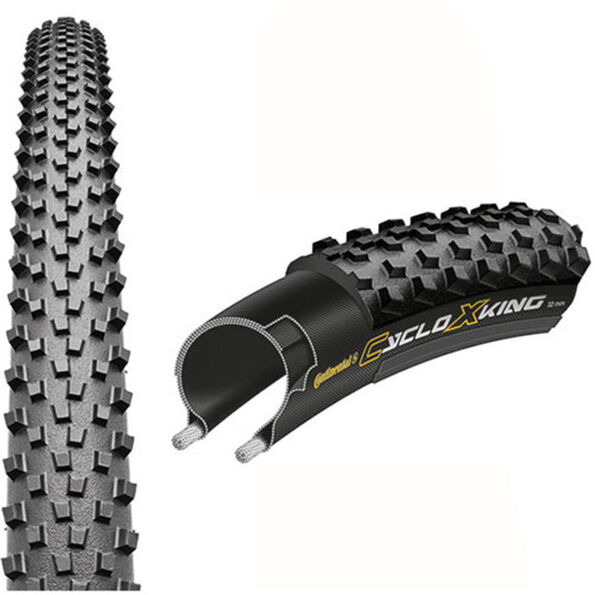 Continental CycloXKing 32-622, RaceSport, faltbar