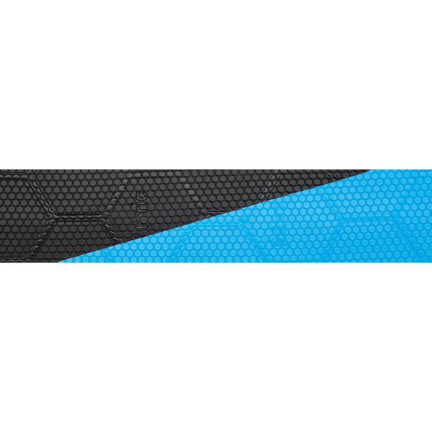 Fabric Hex Duo Lenkerband black/blue