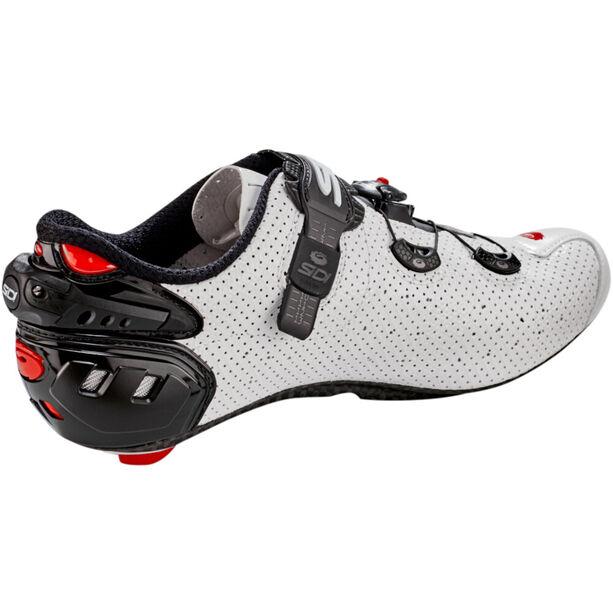 Sidi Wire 2 Carbon Air Schuhe Herren white/black