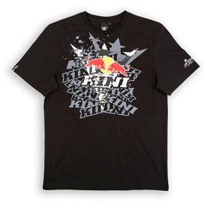 Kini Red Bull Fade Tee Herren black black