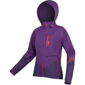 Endura Singletrack II Jacket Damen purple