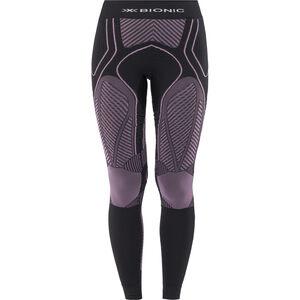X-Bionic The Trick Running Pants Long Damen black/pink black/pink