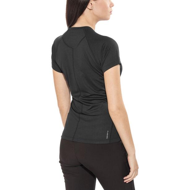 The North Face Flex SS Shirt Damen black