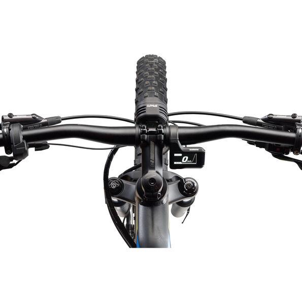 Lupine SL S Shimano E-Bike Frontlicht StVZO mit Lenkerhalter 31,8 mm schwarz