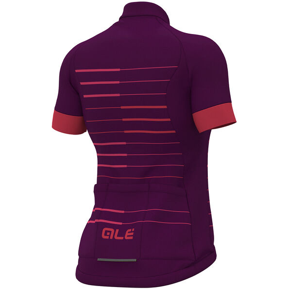 Alé Cycling Solid Ergo SS Jersey Damen