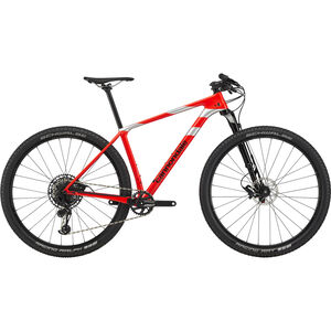 Cannondale F-Si Carbon 3 acid red acid red