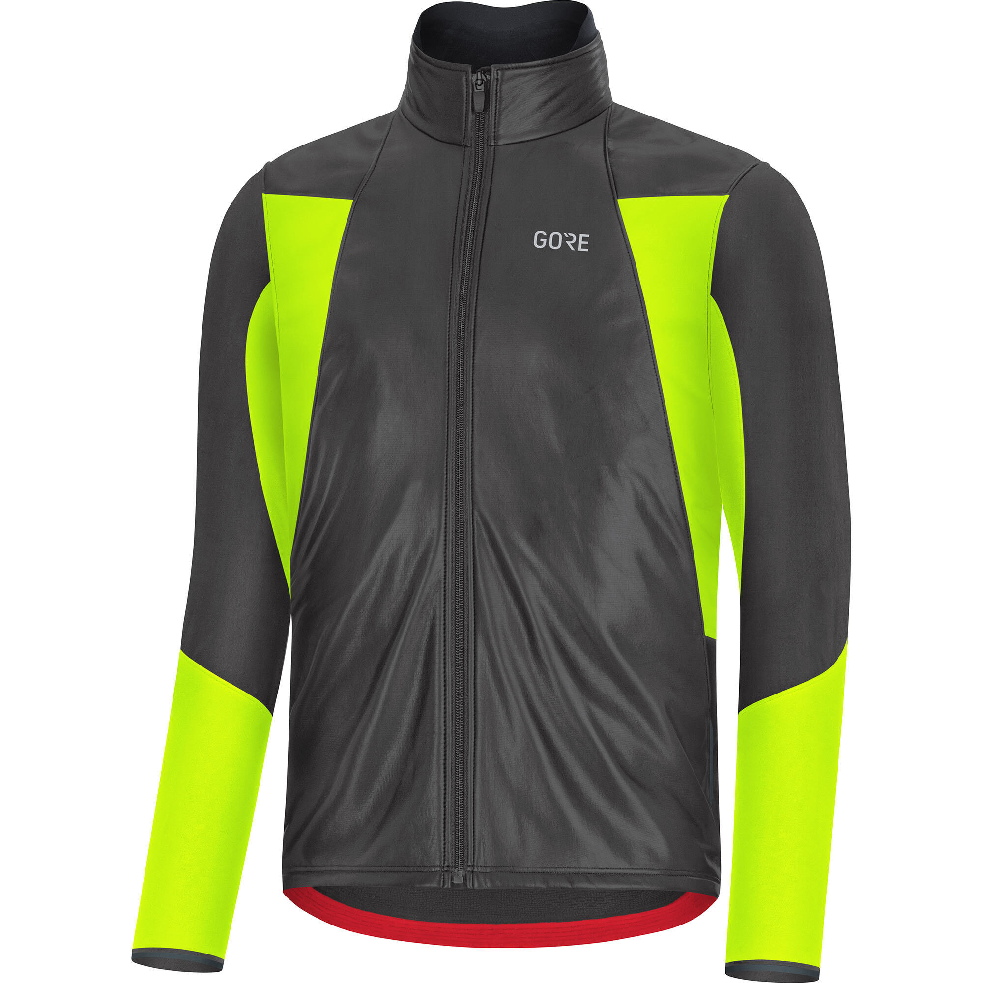 Herren Gore C5 Lined Thermo Blackneon Yellow Wear Infinium Tex Jacke Soft N0O8vmnw
