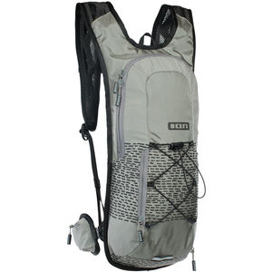 ION Villain 4 Backpack grey bei fahrrad.de Online