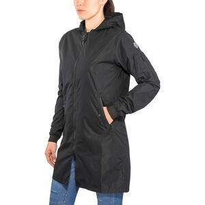 AGU Urban Outdoor Long Bomber Jacket Women black