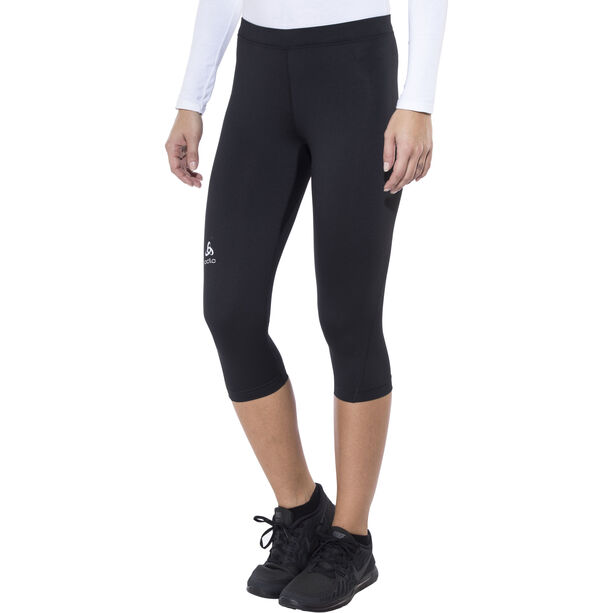 Odlo Sliq 3/4 Tights Damen black