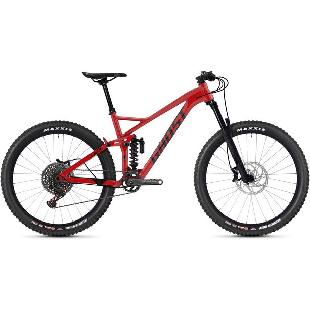 "Ghost SL AMR 8.7 AL 27.5"" riot red/jet black"