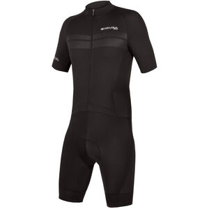 Endura Pro SL 700 Series Roadsuit narrow pad Herren black black