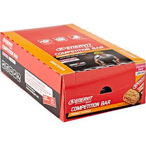 Enervit Sport Competition Bar Box 25x30g Orange