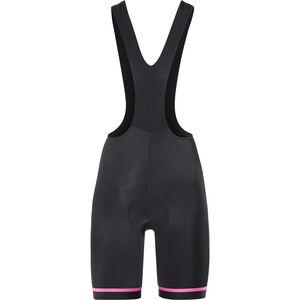 Etxeondo Koma 2 Bib Shorts Damen black/pink black/pink