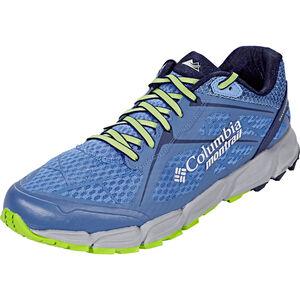 Columbia Caldorado II Shoes Herren harbor blue/lux harbor blue/lux