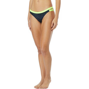 TYR Sandblasted Cove Bikini Bottom Women black