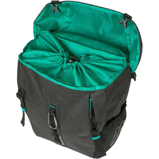 Basil Discovery 365D Einzel-Gepäckträgertasche M 9l black melee