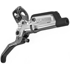 SRAM Guide RSC Bremshebel Aluminium inkl. Oliven/Stutzen silber silber