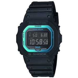 CASIO G-SHOCK GW-B5600-2ER Watch Men black/black/blue black/black/blue