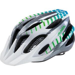 Alpina FB 2.0 Flash Helmet Junior white-steelgrey-gradient bei fahrrad.de Online