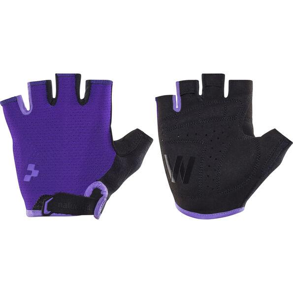 Cube Natural Fit WLS Kurzfinger Handschuhe Damen violet